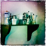 Bed and breakfast, coffee