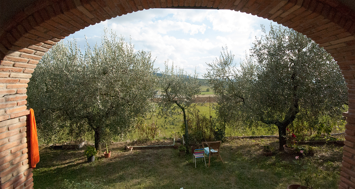 La pensionada: Bed and breakfast in Tuscany